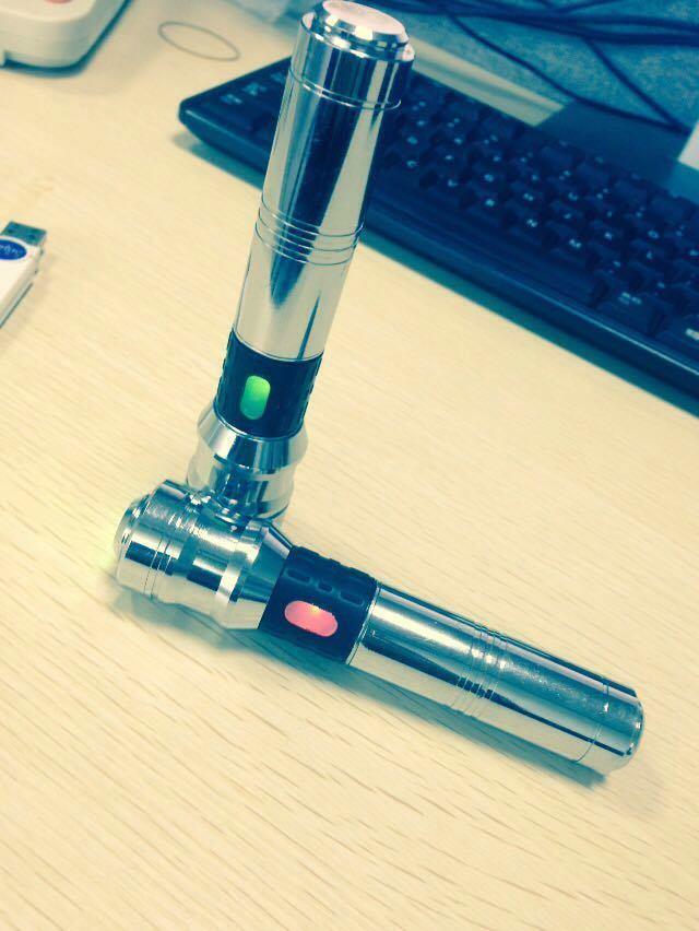Hand Tool Danpon Green Laser Pointer Laser Pen