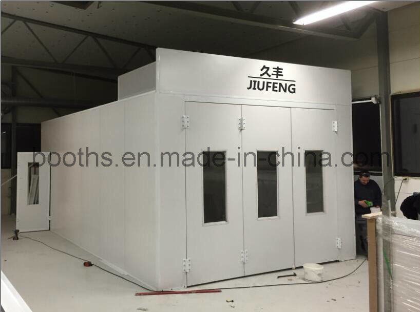 Jf Booth Paint Bake Garage Equipment Auto Spray Booth