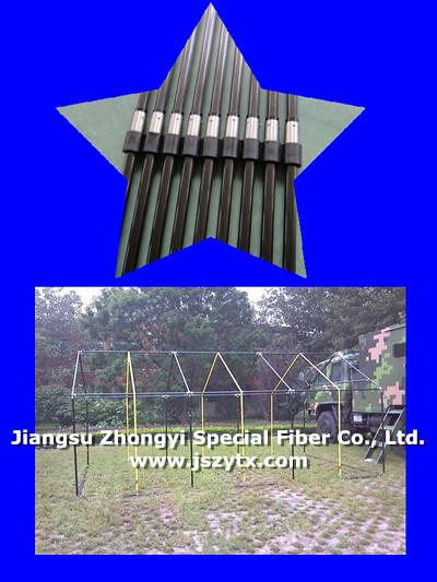 Carbon Fiber Tent for Military