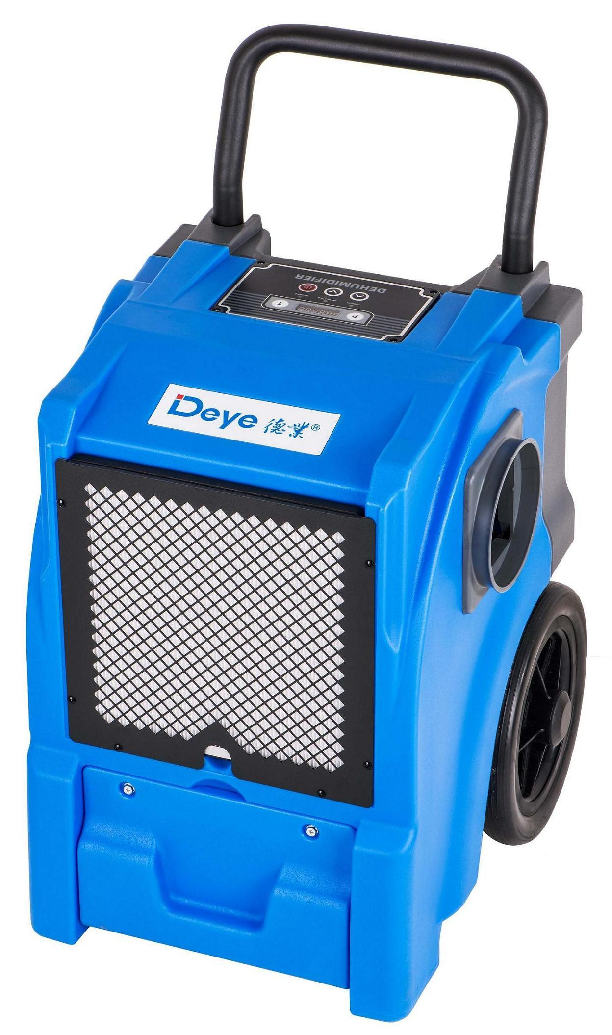 Dy-55L Water Pump Industrial Dehumidifier