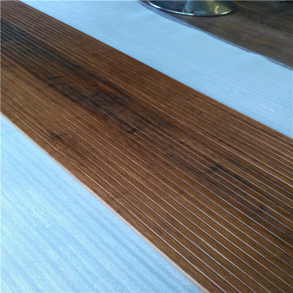 High Quality Natural Outdoor Strand Woven Bamboo Decking