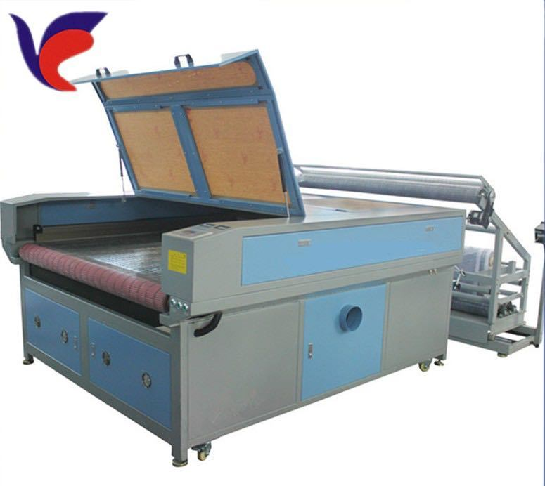 High Speed Laser Engraver Cutting Machine for Fabric/Leather