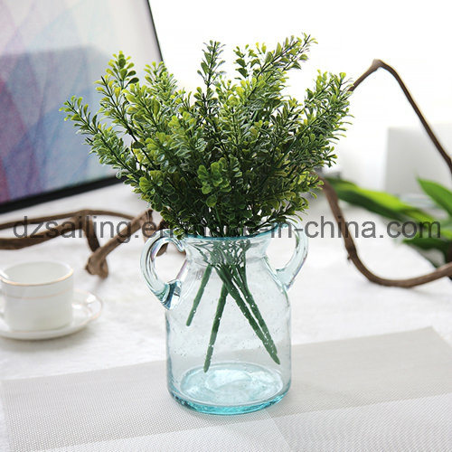 Plastic Leaves Aritificial Flower for Wedding/Home/Garden Decoration (SF16925)