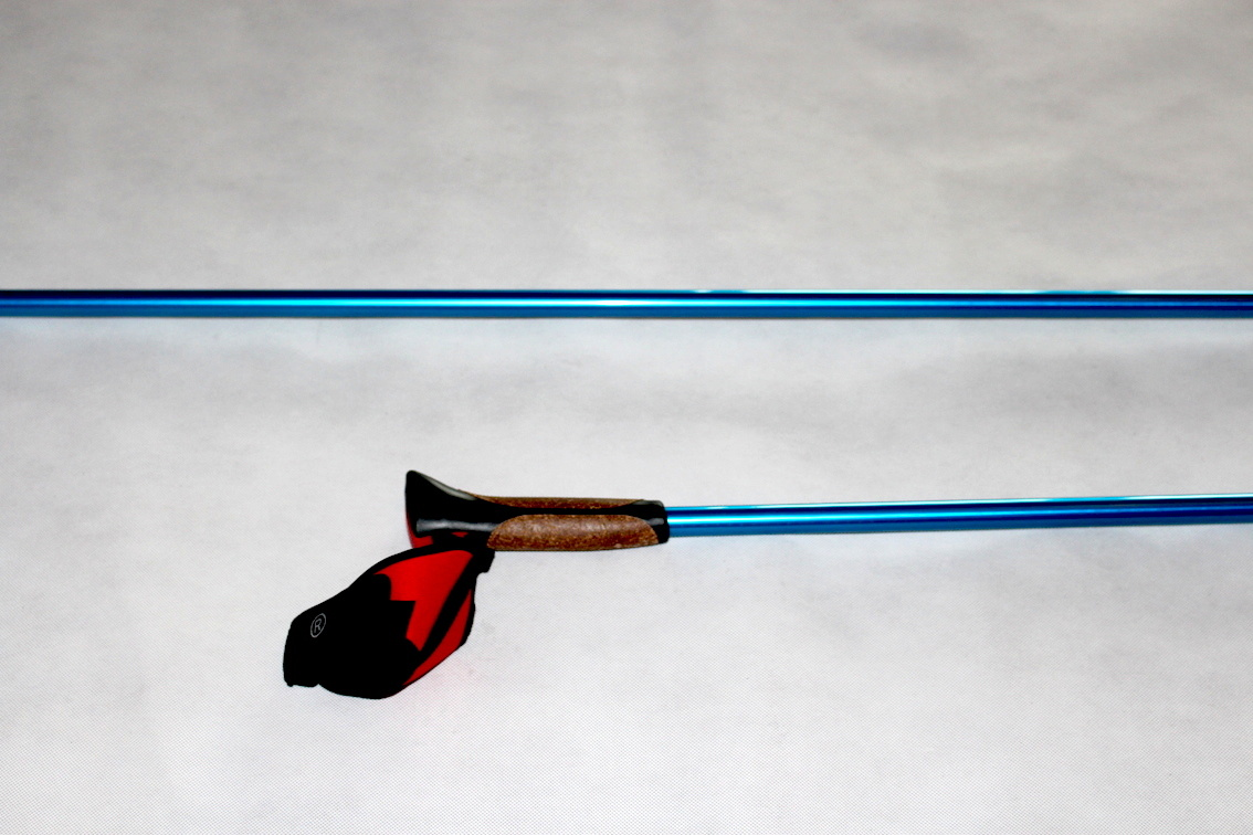 Aluminum 6061 Cork Professional Ski Pole (MW2013)