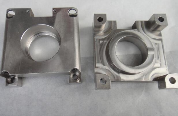 Steel Forging Cap with CNC Machining