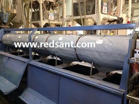 Plastic Extruder Machine Insulation, Energy Saving Extruder Barrel Insulation Blanket