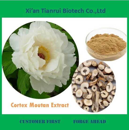 100% Natural Plant Cortex Moutan Extract /Paeonol