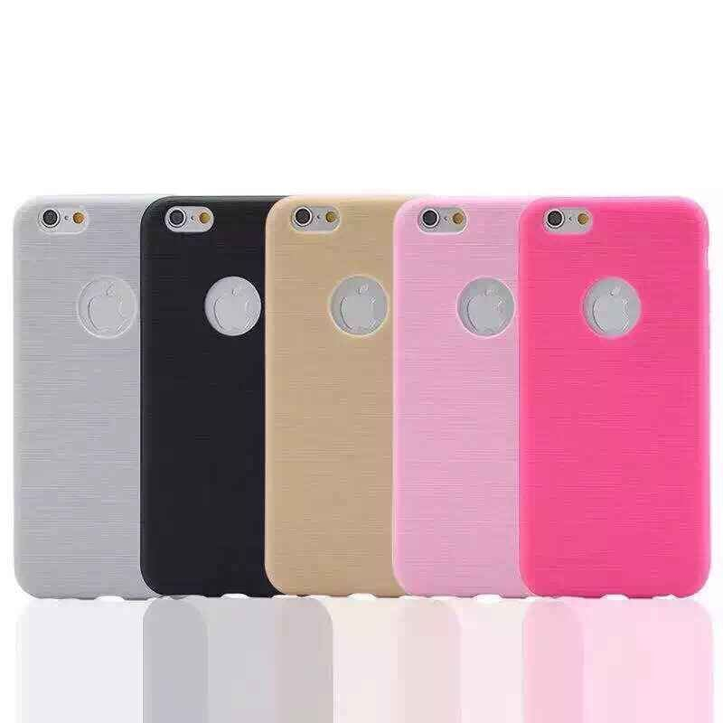 Hot Sale Phone Case Colorful TPU Mobile Back Case