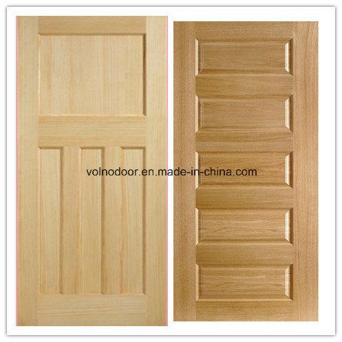 China New Design Solid Wood Door/Fire Rated Wood Door - China ...