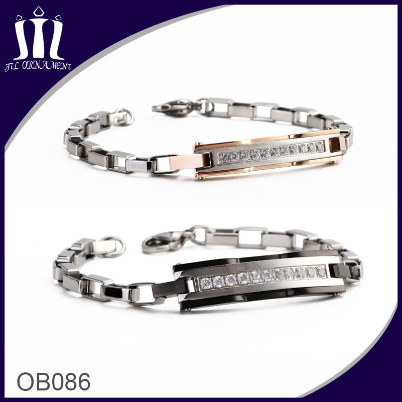 Couple Bracelet Chain