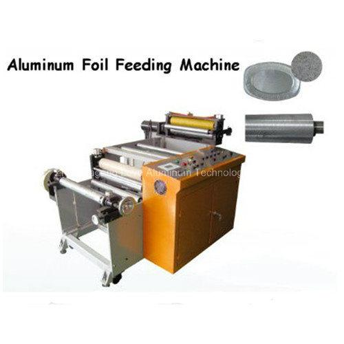 Aluminium Disposable Food Container Making Machine