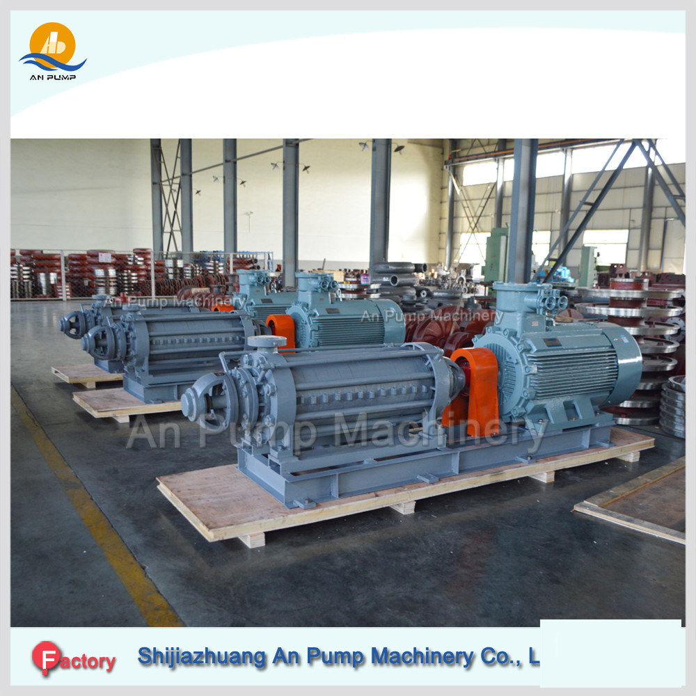 High Pressure Centrifugal Multistage Booster Pump