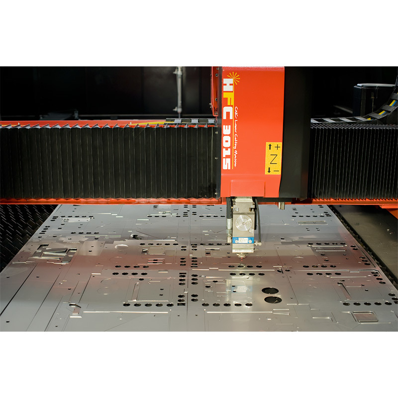 HFC CNC Laser Cutting Machine (HFC-3015 HFC-4020 HFC-6020)