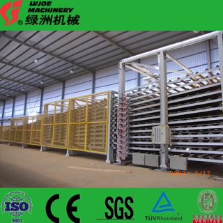 Lvjoe Paper Faced Gypsum Board Prodcution Machine