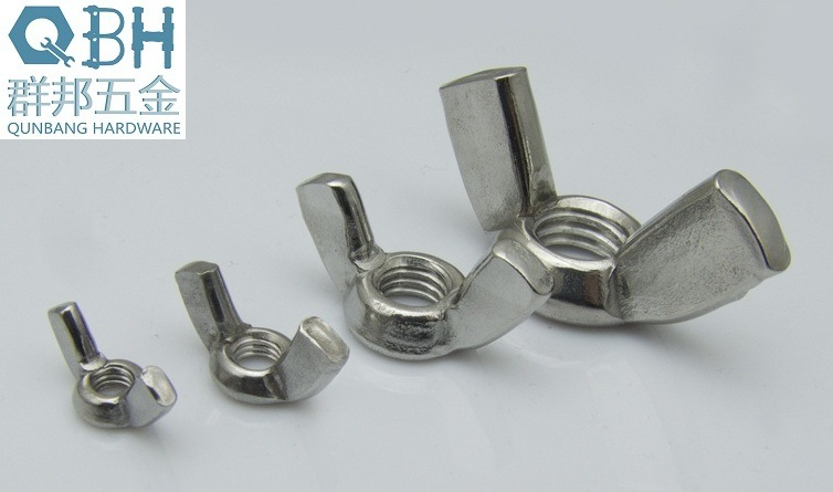 Wing Nut Stainless Steel ANSI