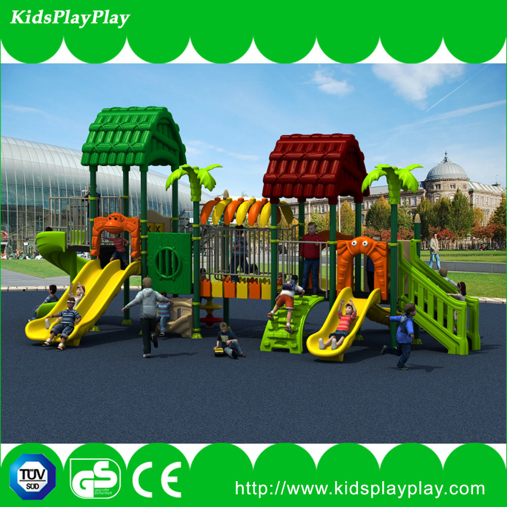 Nature Series Attractive Outdoor Playground Equipment for Children