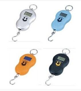 Portable Electronic Handle Luggage Scale