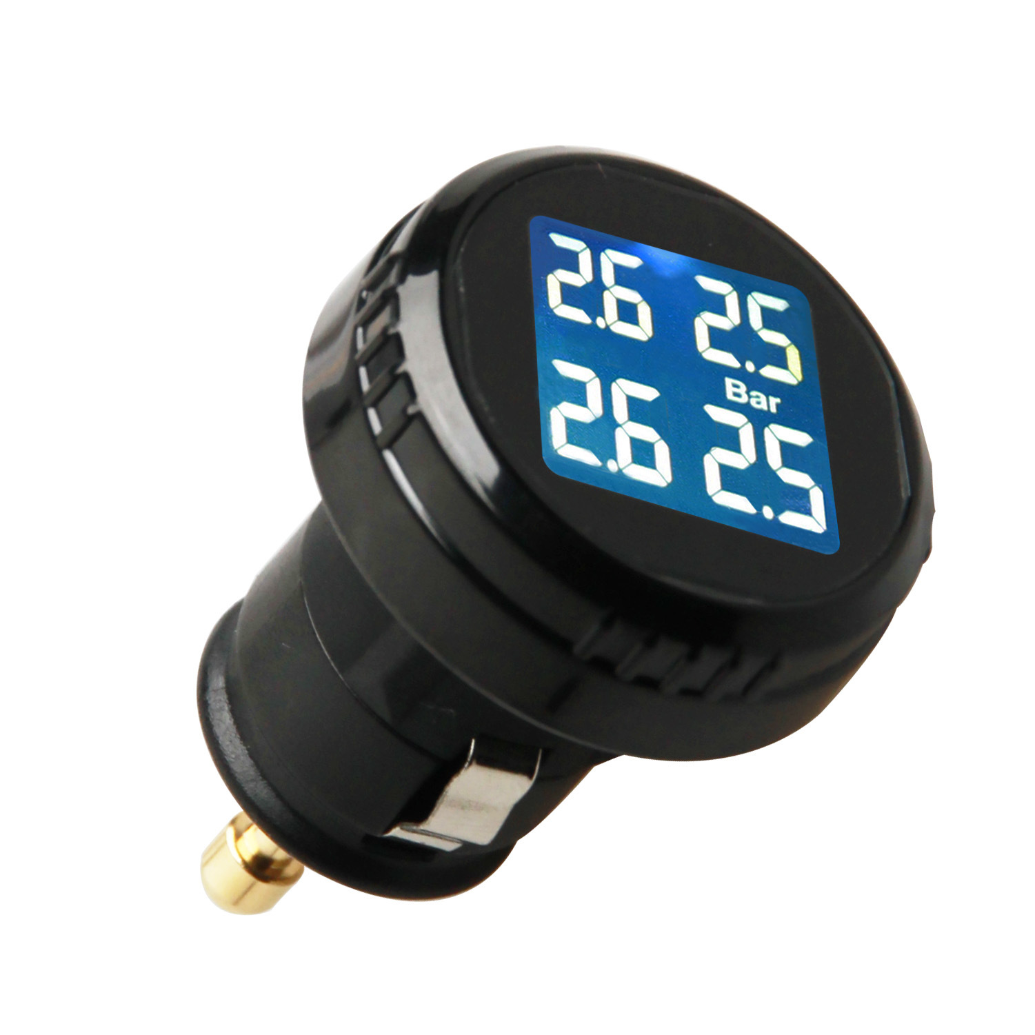 TPMS Bluetooth with 4 External Sensors
