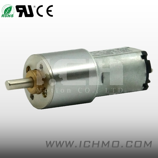 DC Gear Motor D162a1 (16MM) - Central Axis