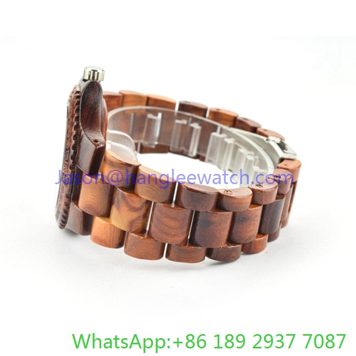 Hot Fashion Wooden Watch, Best Quality Watch Ja- 15102