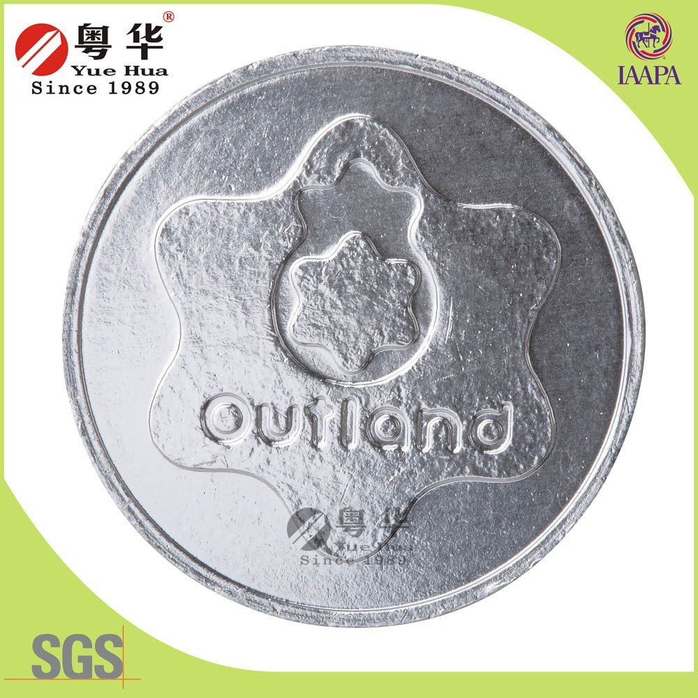 Aluminium Token in Different Color