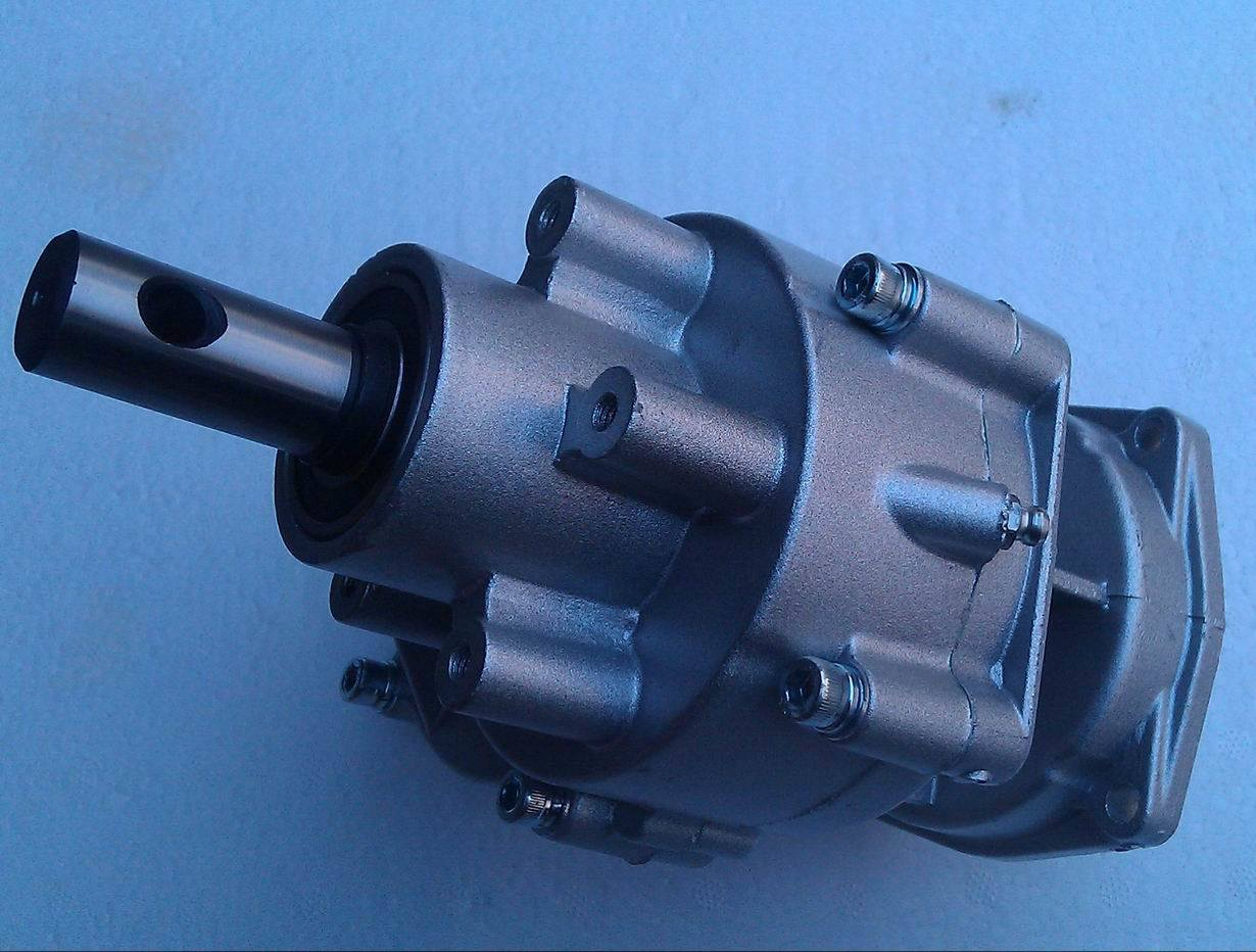 Old Vortex Gearcase Gearbox for Earth Auger