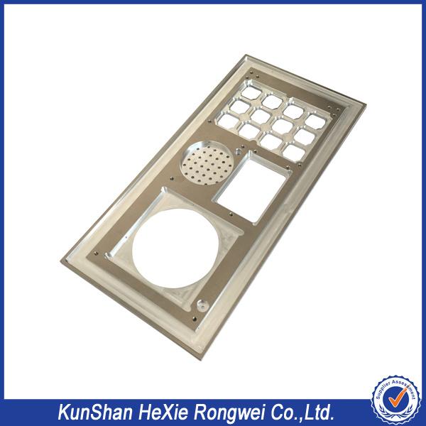 Precision Aluminum CNC Manufacturing for CNC Components