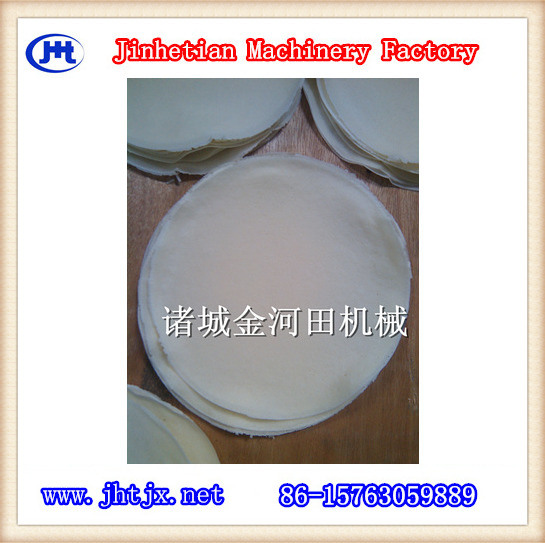 Automatic Spring Roll Sheet & Crepes Making Machine