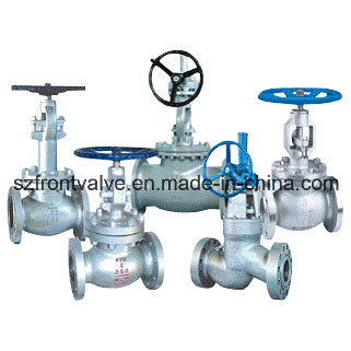 Cast Steel and Cast Iron Flanged Globe Valves