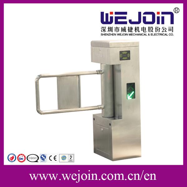 Automatic Swing Turnstile Gate with Access Control Mechanize Pedestrian Turnstile