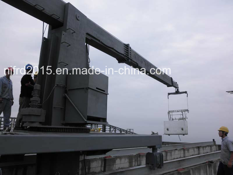 Jib Can Lift Facade Access Equipment Bmu