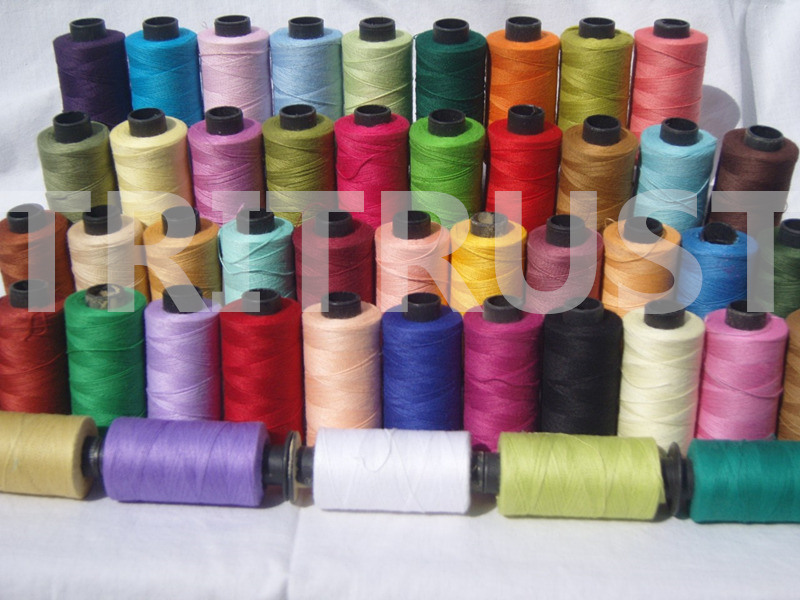 Spun Polyester Sewing Thread (60s/3)