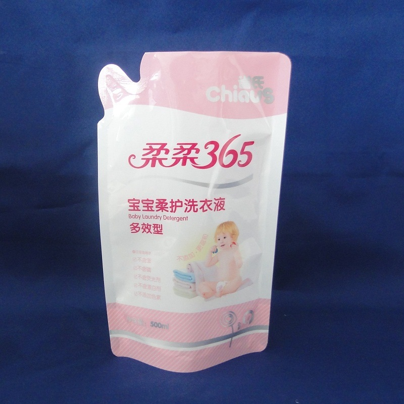Custom Designed Hot Sealed Plastic Packing Bag with Zipper