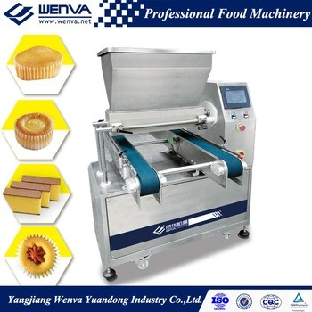 High Quality Low Price Cupcake Machine Made in China