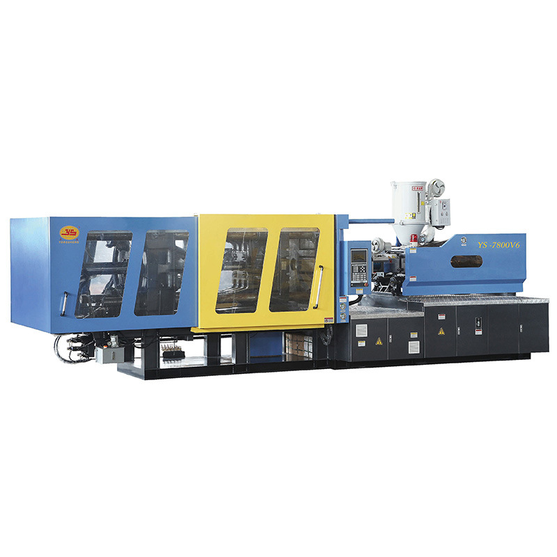 780t Servo Plastic Injection Molding Machine (YS-7800V6)
