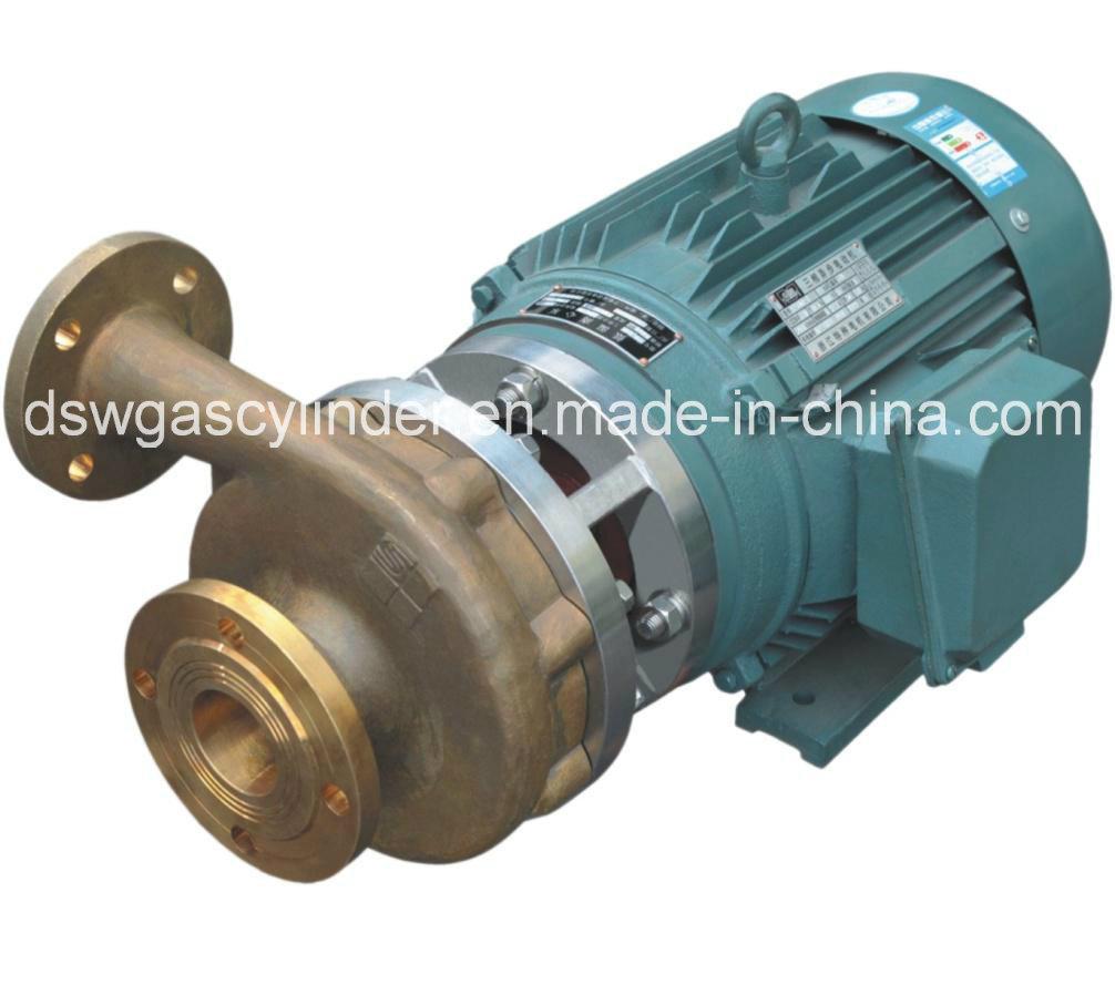 Cryogenic Liquid Oxygen Nitrogen Argon Coolant Oil Water Centrifugal Pump