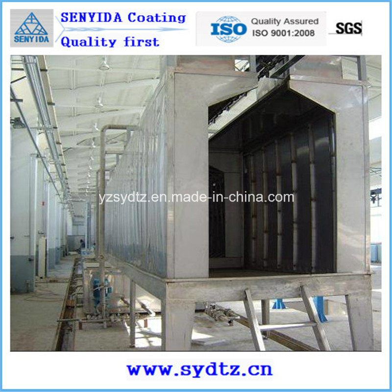 High Quality Powder Coating Machine