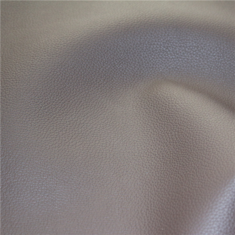 High Quality Car Seat Microfiber PU Leather Factory Sell (HS029#)