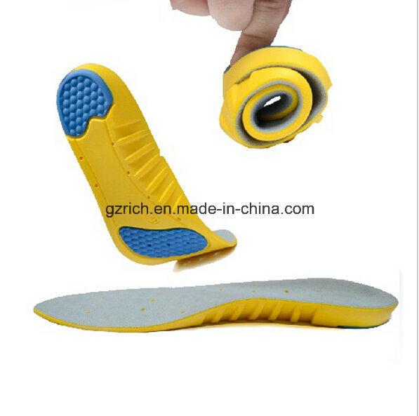 Shock Absorption Memory Foam Sport Insole