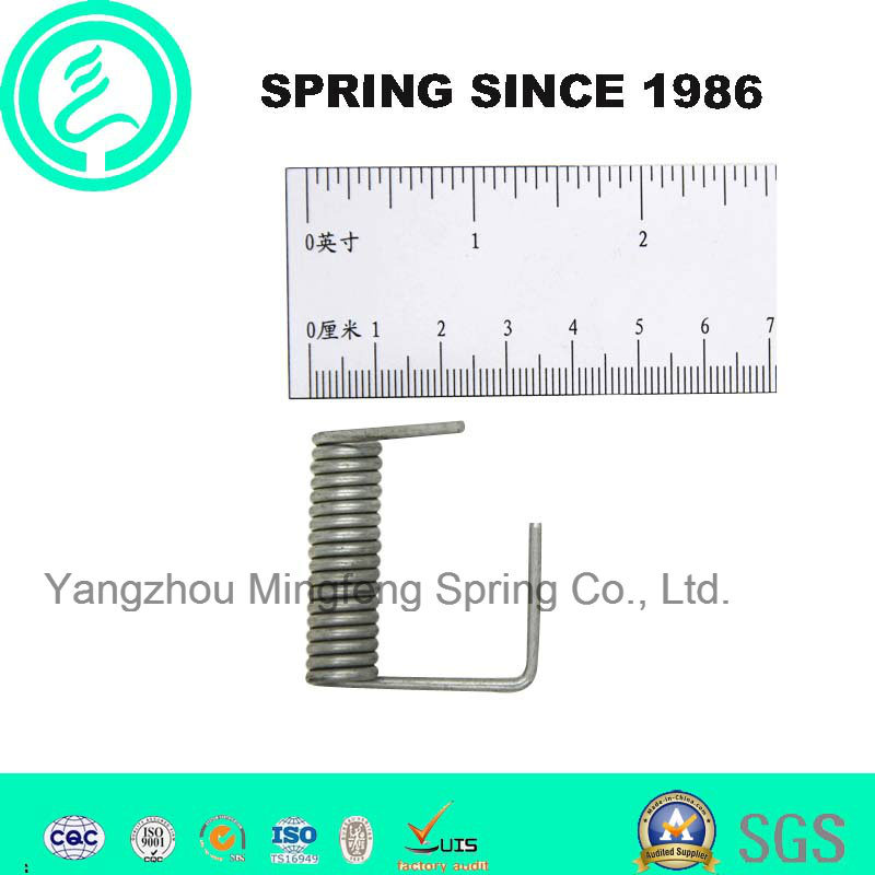 Precious Custom Torsion-Bar Spring with Zinc-Plated