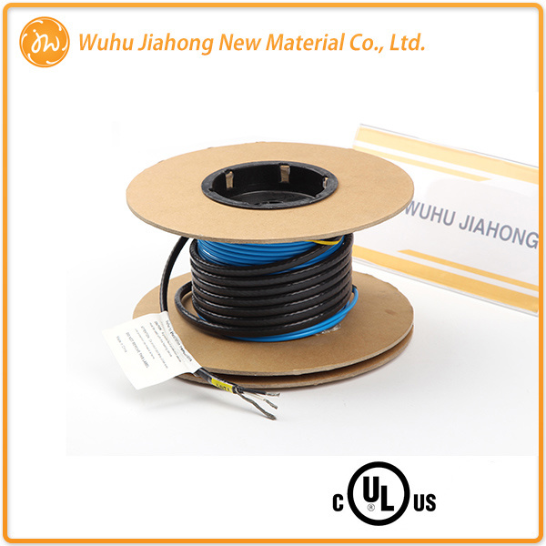 Electric Underfloor Heating Cable North American Heating Cable Tile Heating System Tile Heating Mat with Thermostat