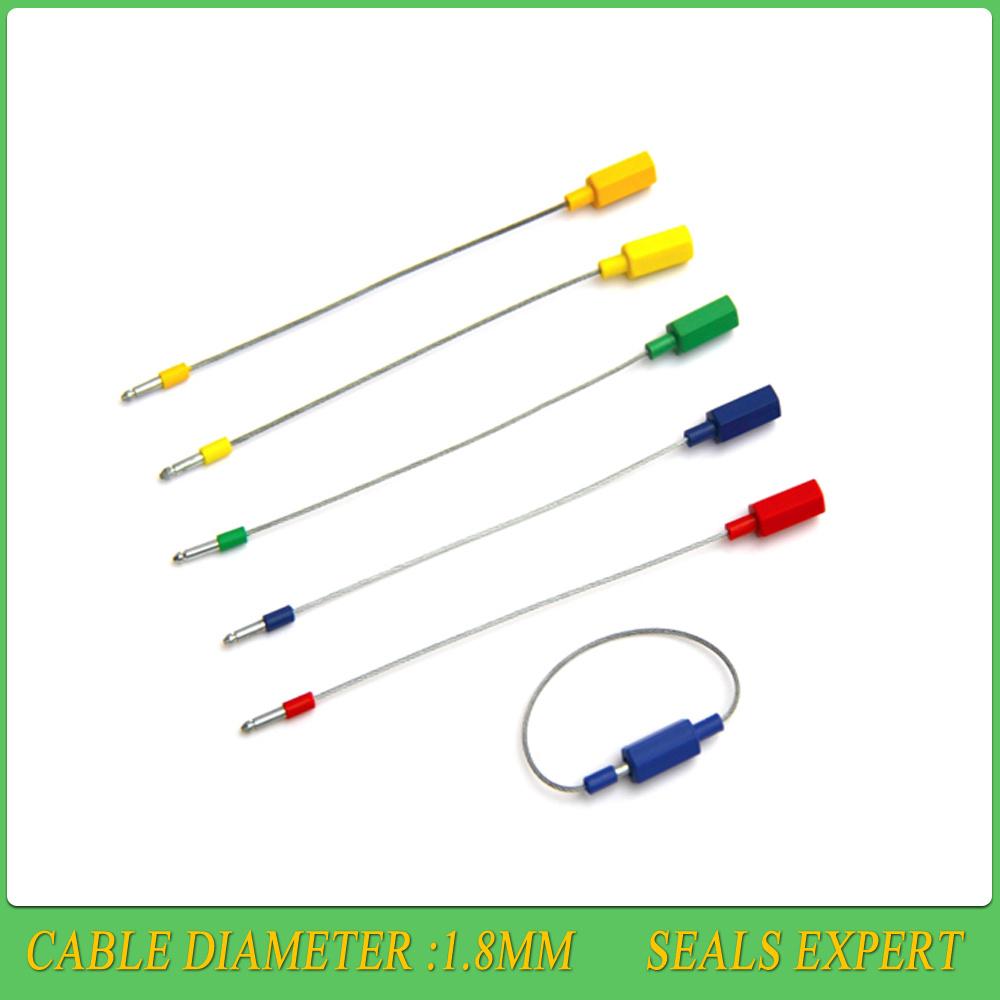 Security Tags (JY023C) , Cable Seals, Metal Seals