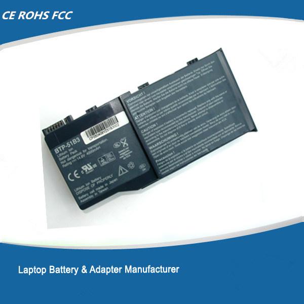 Li-Polymer Battery/Laptop Battery for Acer Btp-68b3 S62044L