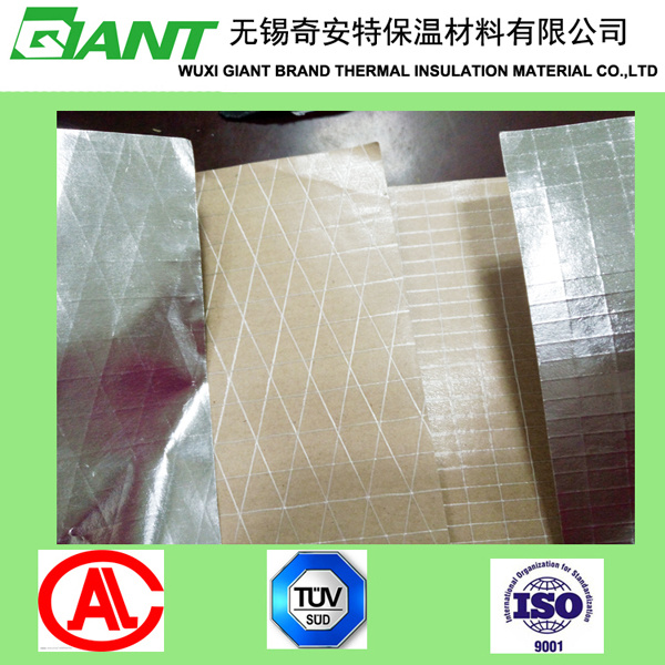 Heat-Sealing Foil-Scrim-Kraft Facing/for Glass Wool, Rock Wool, Mineral Wool