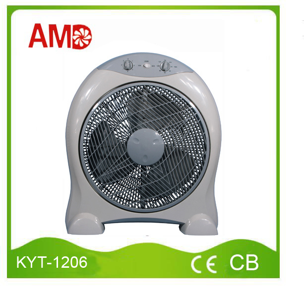 "Hot-Sale Competitive Price 12"" Box Fan (KYT-1206)"