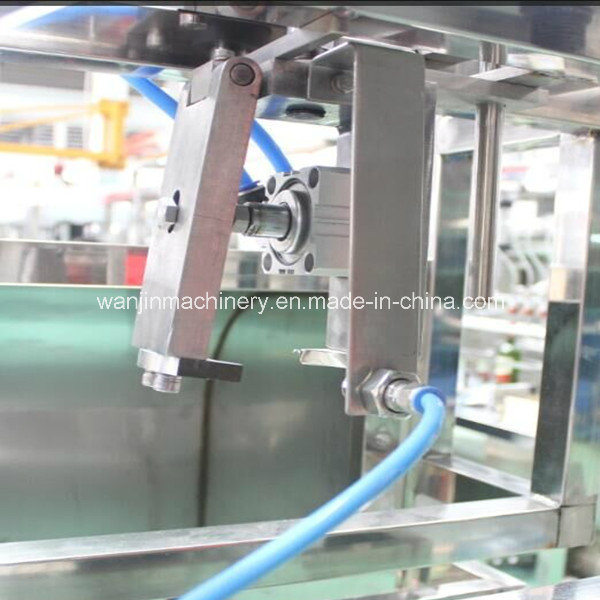 300bph Automatic 5 Gallon 20 Litre Pure Water Processing Line