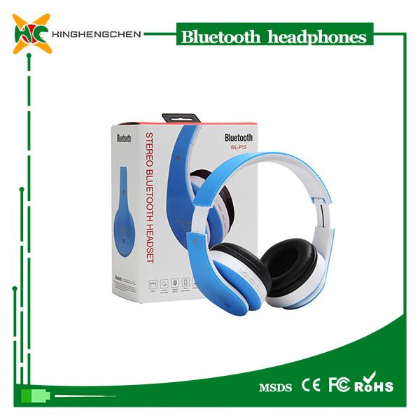 P13 Bluetooth Headphone Earphone V4.0 Wireless Bluetooth Headset
