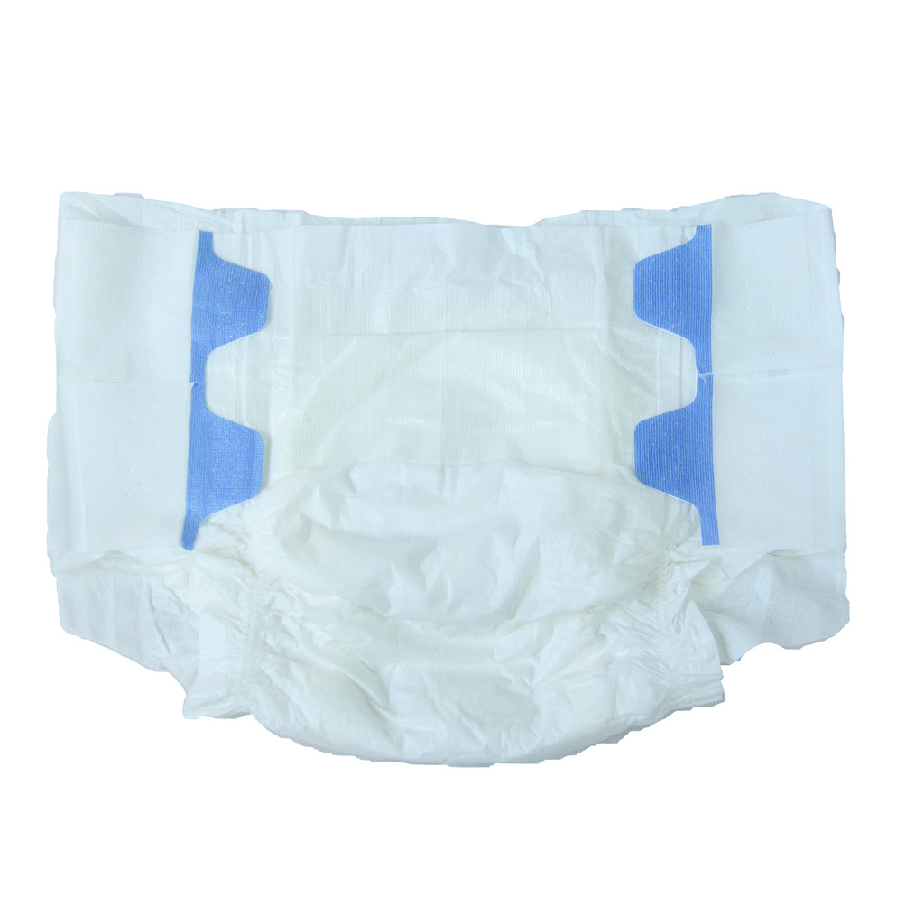Japanese Style Disposable Nappies Adult Diaper for Nursing Home/Hospital/Medial/Elderly/Old People
