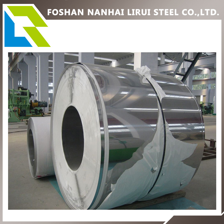 Cold Rolled Stainless Steel Coil (201, 202, 301, 304grade)