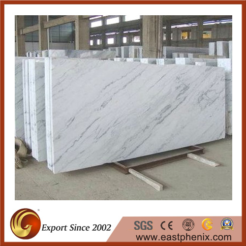Supply Greece Volakas Marble Tile for Countertop and Wall/Flooring Tile